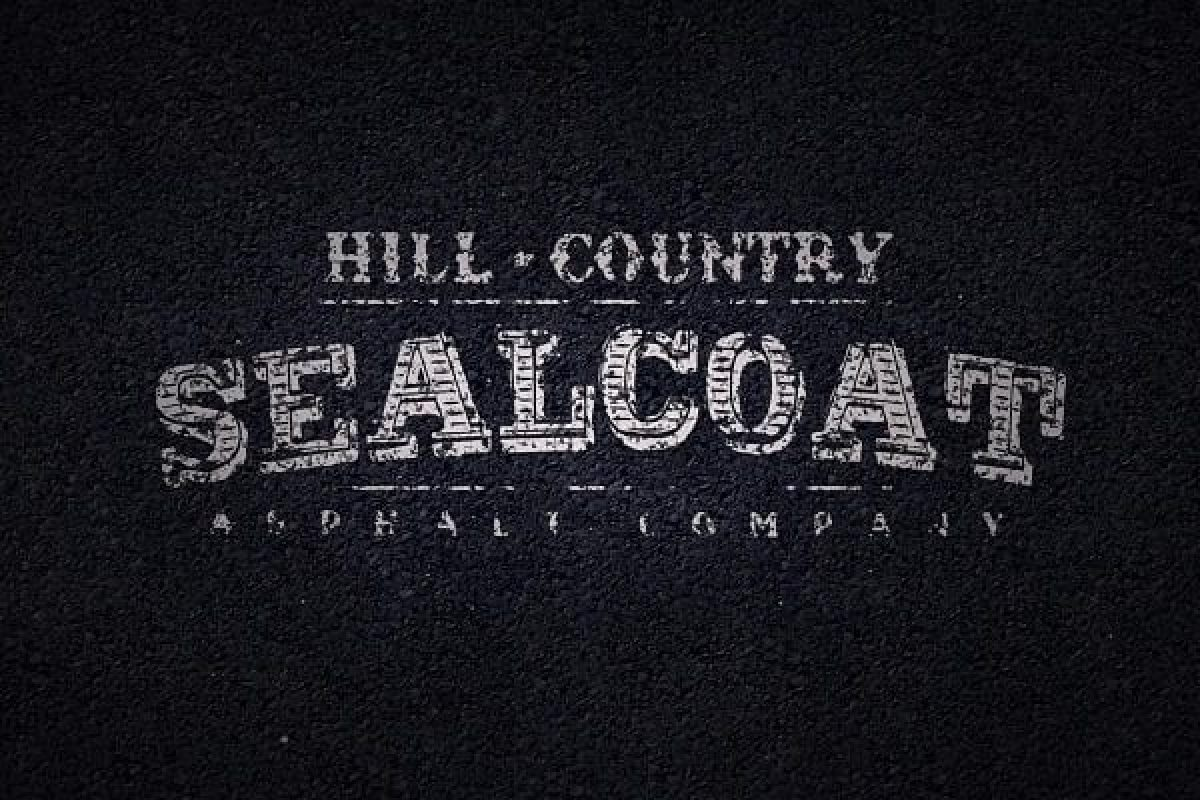 Hill Country Sealcoat Logo Intro