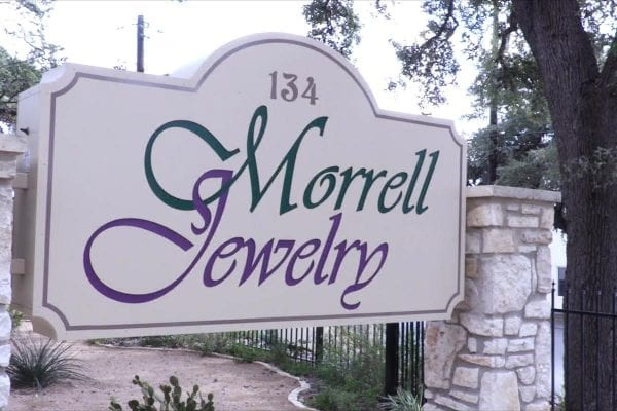 Morrell Jewelry Holiday Invite
